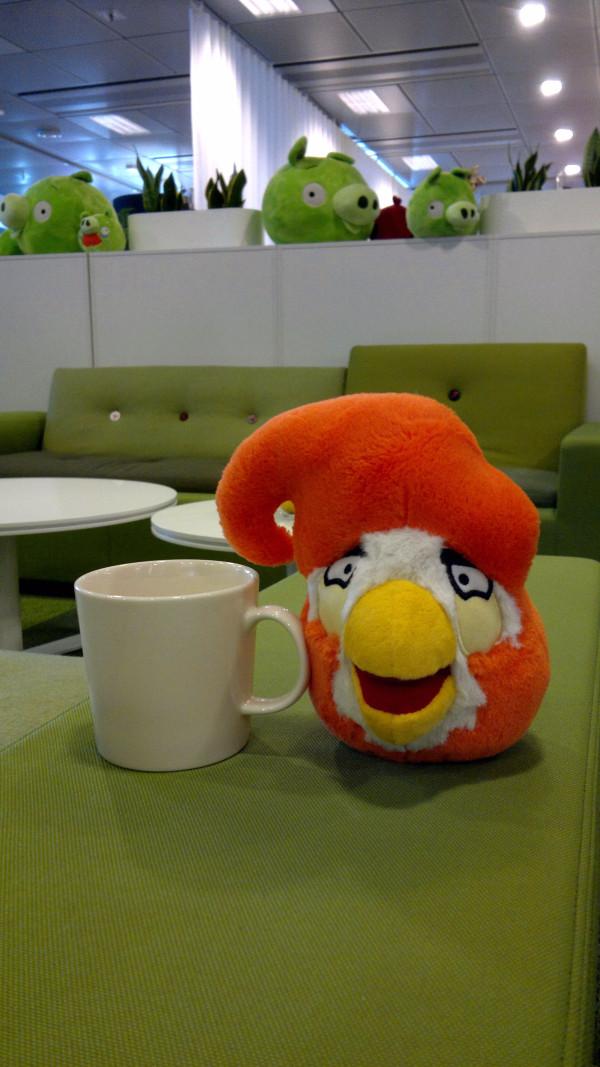 Cocoa Puffs Bird