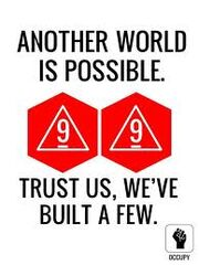 9 sided dice another world is possible