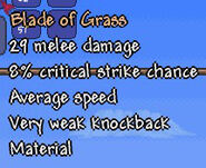 Graskling stats