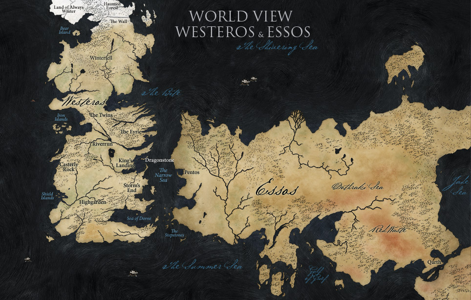 Essos - Game of Thrones Wiki
