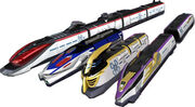 Den-O Trains