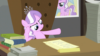 Diamond Tiara with papers S2E23