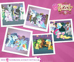 Canterlot Wedding Wallpaper 1