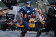 AvengersBTS CaptainAmerica