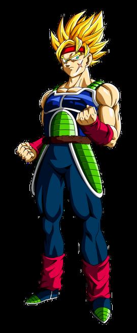 Dragon Ball: Episodio de Bardock 270px-Bardock_SSJ_-_Episode_Of_Bardock