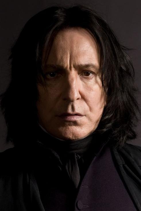MBTI enneagram type of Severus Snape