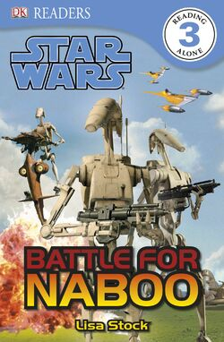 Battle for Naboo cover