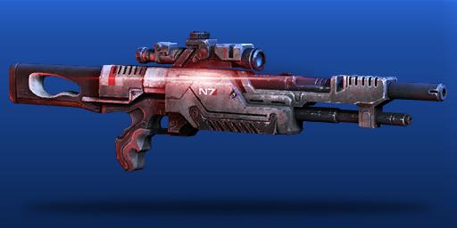 Felicidades al camarda Sergio!  ME3_N7_Valiant_Sniper_Rifle