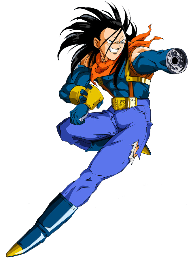 DBZ Super Android 17