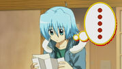 Hayate movie op (8)