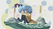 Hayate movie op (37)