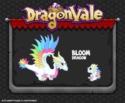 Bloom Dragon dragonvale