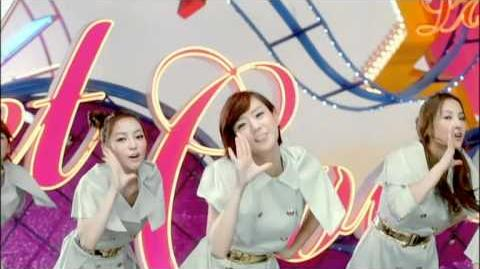 KARA - Jet Coaster Love (Dance ver