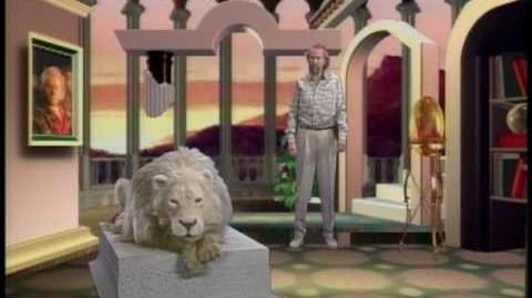 Lion outtake from Jim Henson Hour