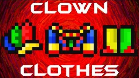 Clown Clothes Terraria HERO