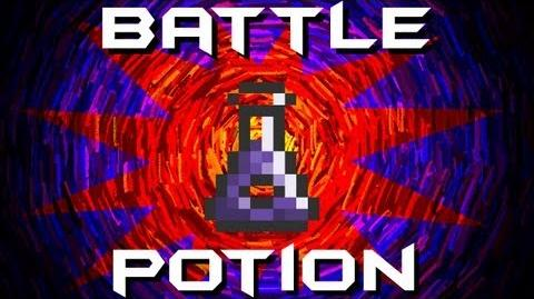 Terraria - Battle Potion