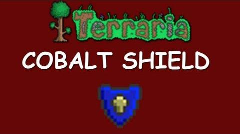 Terraria - Cobalt Shield