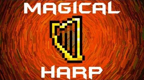 Terraria - Magical Harp Terraria HERO