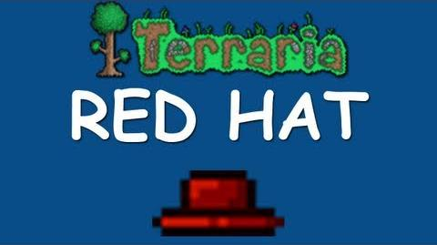 Terraria - Red Hat