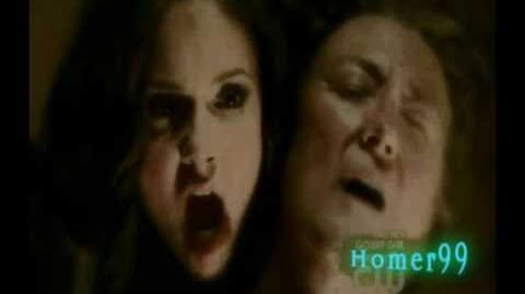 The Vampire Diaries-Katherine are Rose are survivors