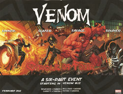 Venom Circle of Four promo