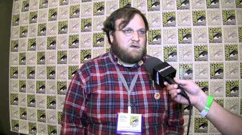 Adventure Time - Season 3 Comic-Con Exclusive Writer Pendleton Ward