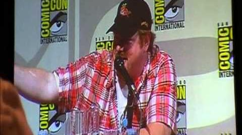 Adventure Time Panel-SDCC 2011- Part 3