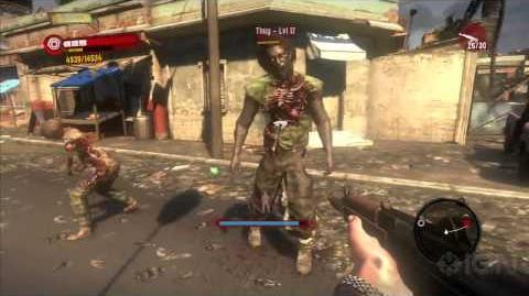 Dead Island - E3 2011 Last Chance on the Wall 2