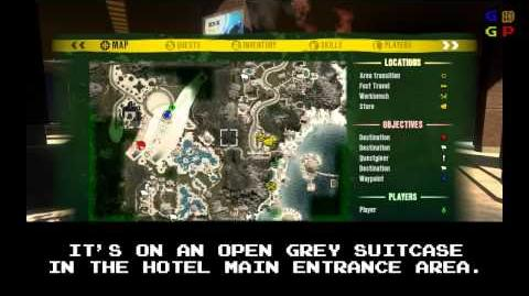 Dead Island - Id Card 18 Location