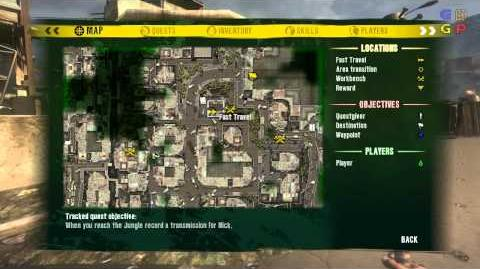 Dead Island - Id Card 33 Location