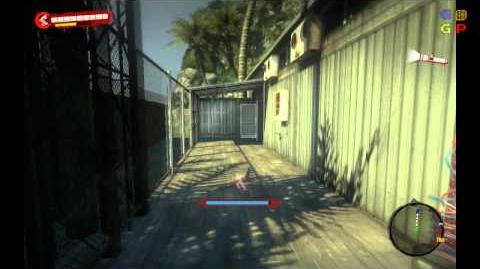 Dead Island - Id Card 83 Location