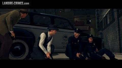Cop Killer Shot - Street Crime - L.A. Noire