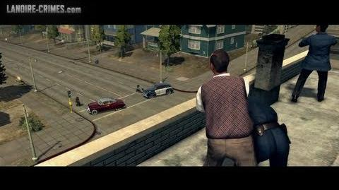 Death From Above - Street Crime - L.A. Noire