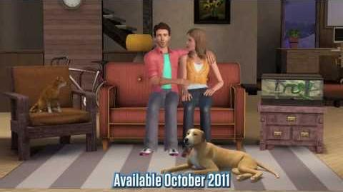 The Sims 3 Pets (Unleashed) Leaked Trailer