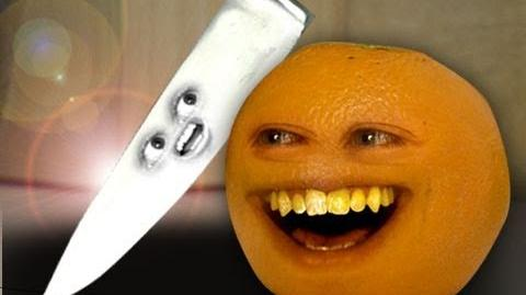 Annoying Orange Knife Theme Song Annoying Orange: No Mo...
