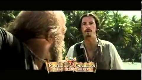 On Stranger Tides All Their Adventures TV Spot