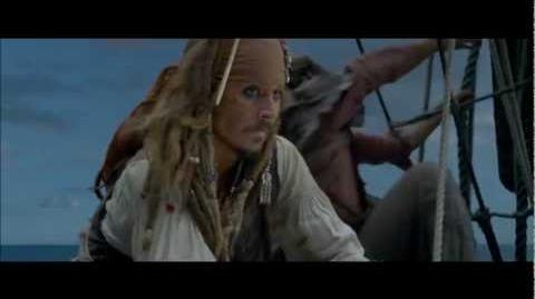 Pirates of the Caribbean On Stranger Tides Deleted scenes - Tonight HD