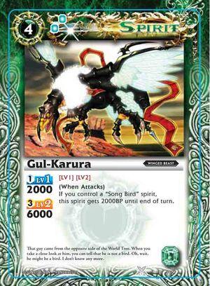 Battle spirits Promo set 300px-Gul-karu2