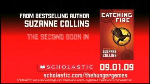 Catching Fire - Book Trailer