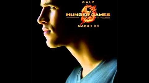 The Hunger Games Official Character Posters