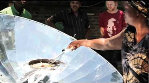Solar Cookers in Africa - SUNFIRE SOLUTIONS