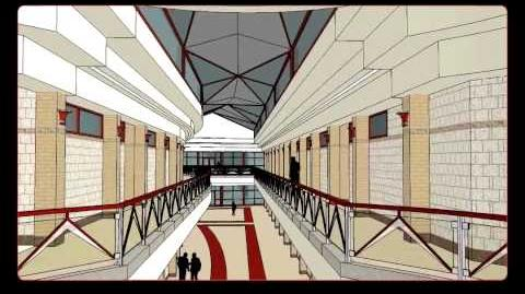 Penn Hills School District - Proposed New Senior High School Interior Animation