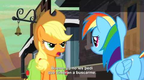 My Little Pony Friendship is Magic. Episodio 40 The Last Roundup - Sub Español
