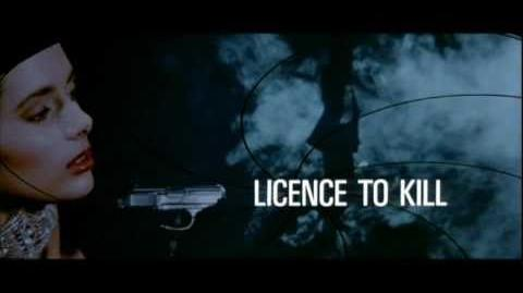 Licence to Kill (song) - James Bond 007 Wiki