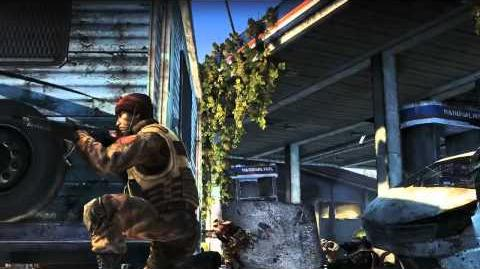 Homefront multiplayer gameplay