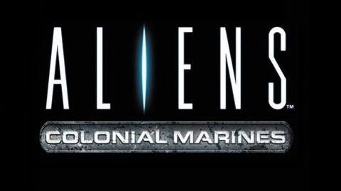 Aliens Colonial Marines E3 2011 Teaser Trailer