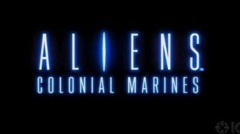 Aliens Colonial Marines - Gameplay Trailer