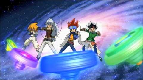 Metal Fight Beyblade Explosion Prologue 1 and Opening Version 2 (HD!)