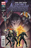 Secret Avengers Vol 1 25
