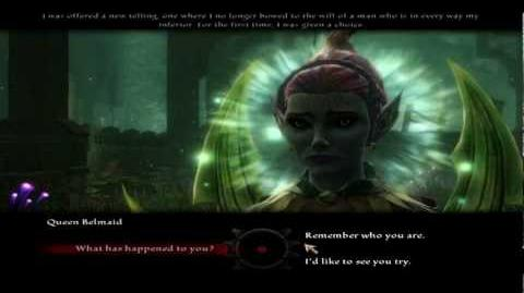 Kingdoms Of Amalur Queen Belmaid